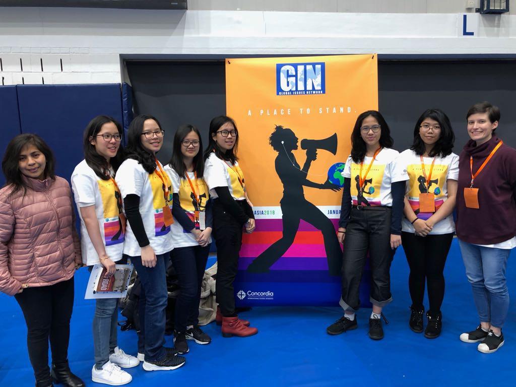 GINAsia 2018