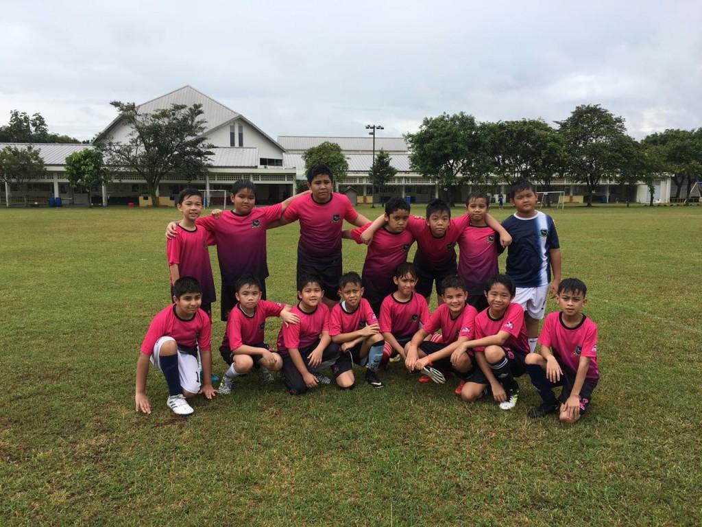 U12 at JSFL Tournament