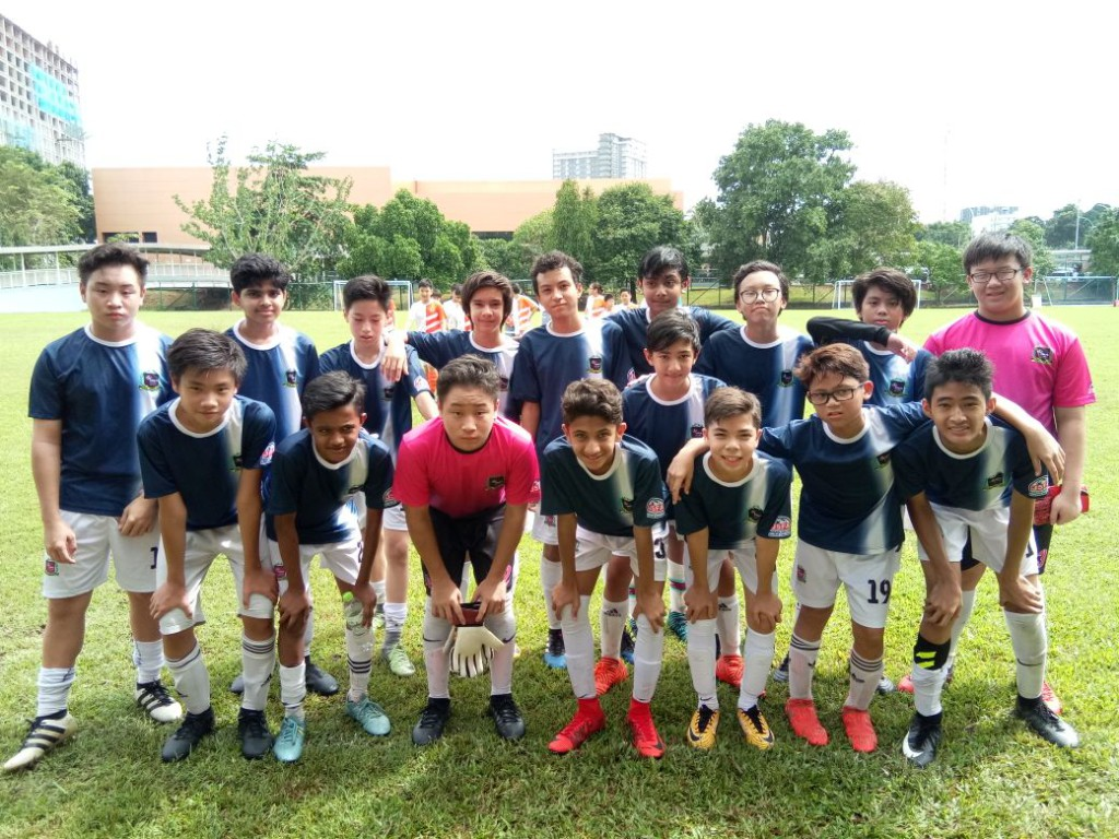 U14 at JSFL Tournament