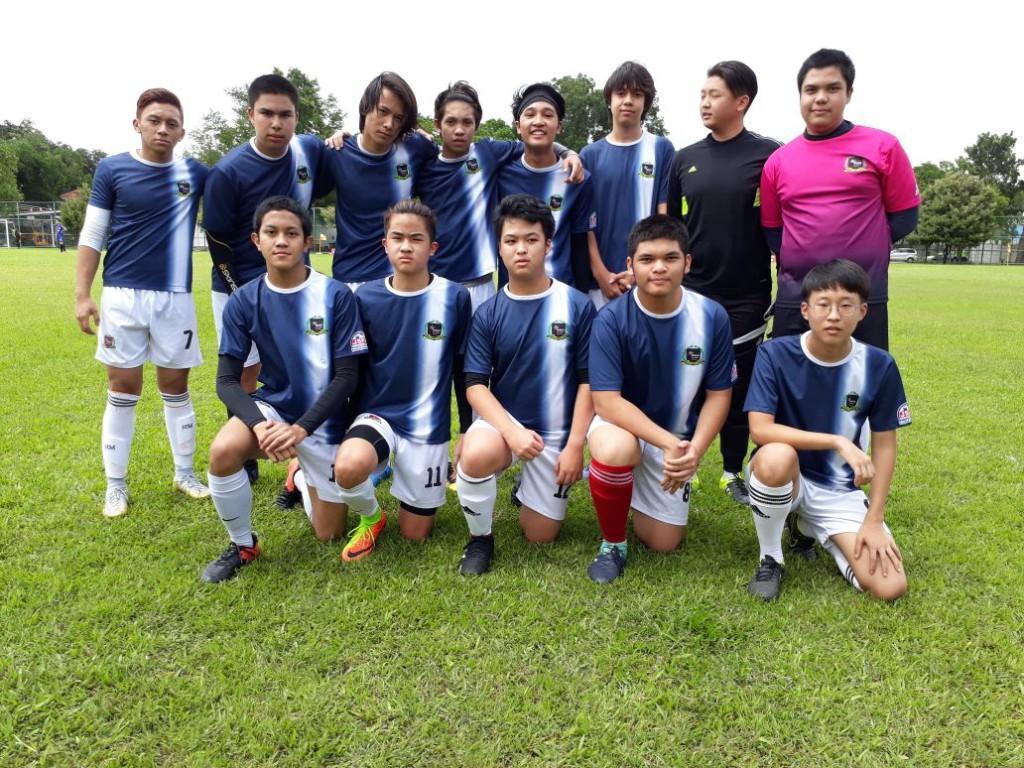 U16 at JSFL Tournament