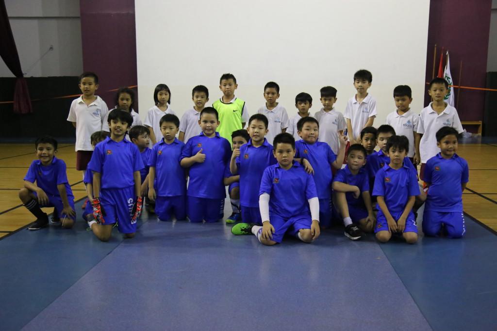EL Futsal Elective Friendly Match