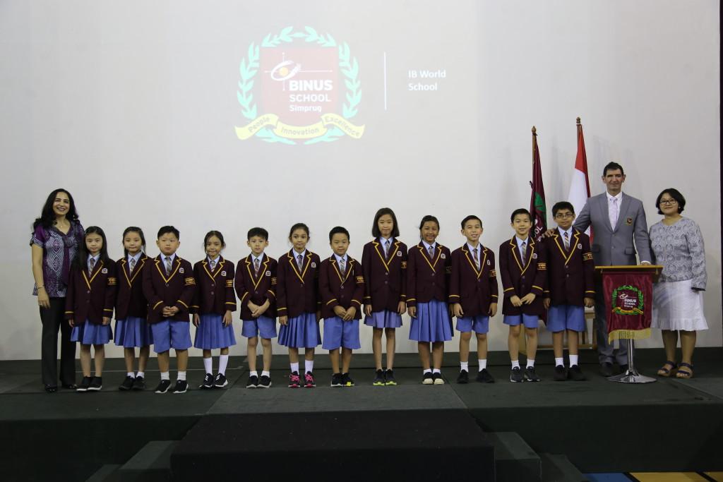 EL Student Council-Investiture Ceremony
