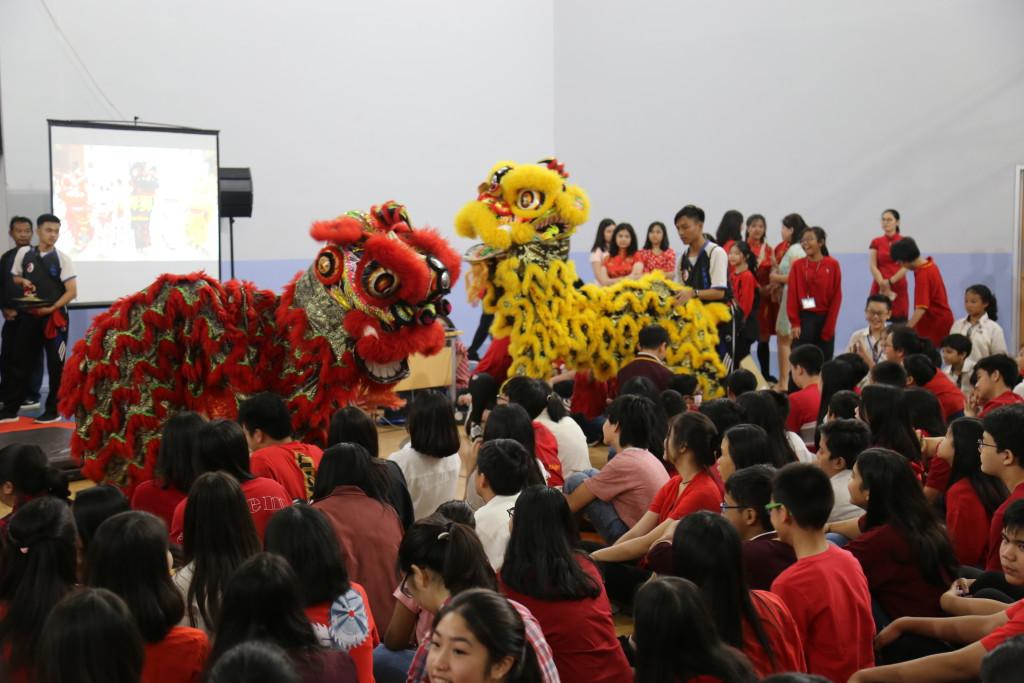 MYP&DP Chinese New Year Celebration