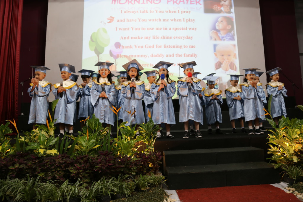 EY3 Journey to PYP Ceremony